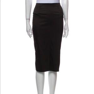 DOLCE & GABBANA black skirt. RESERVED PLS DONT BUY